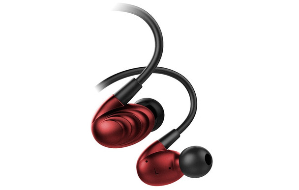 Audífonos Fiio F9SE In-Ear HiFi Handsfree 3 Drivers