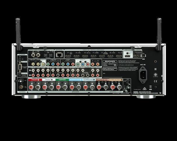 Receptor A/V 7.2 Marantz SR5012 Atmos DTSX 4K Bluetooth WiFi