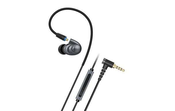 Audífonos Fiio F9 Pro In-Ear HiFi Handsfree 3 Drivers