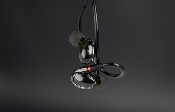 Audífonos Fiio FH1 In-Ear HiFi Handsfree 3 Drivers Cable Desmontable