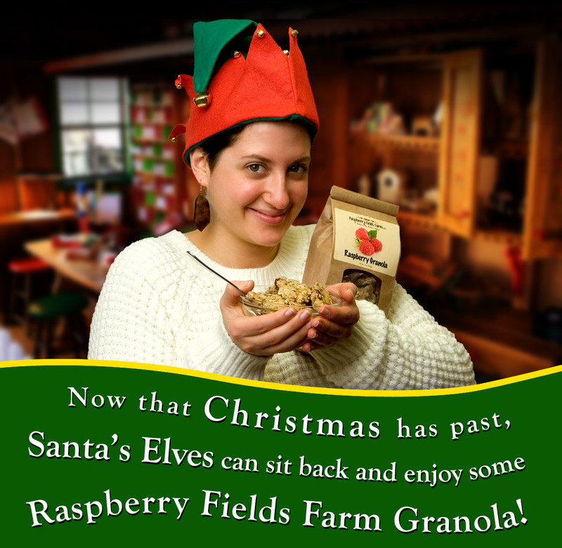 Santa's Elves are Granolavores!