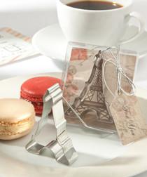 Paris Romantic Eiffel Tower Cookie Cutters