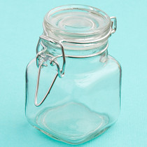Perfectly Plain Collection Apothecary Jar Favours