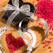 Heart Shaped Cookie Cutters From The Favour Saver Collection