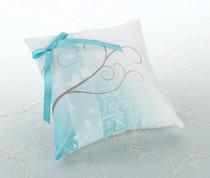 Love Birds Ring Pillow