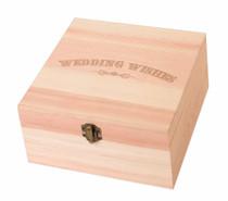 Wedding Wishes Card Box