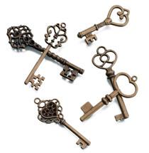 24 Bronze Keys