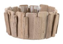 Wood Basket For Chips
