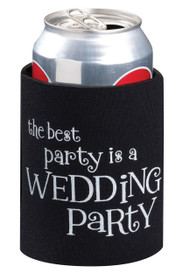 Wedding Party Cup Cozy