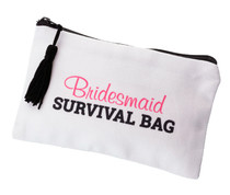 Bridesmaid Wedding Day Survival Bag