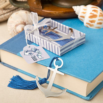Nautical Themed Anchor Bookmark