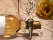 Murano Art Deco Collection Swirl Design Wine Stopper