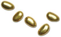 1kg Gold Sugared Almonds