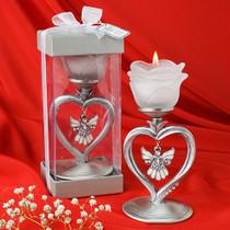 Angel Designed Candle Holder