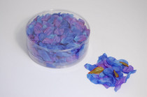 Flower Petal Box 554 x Delphinium Blue And Purple