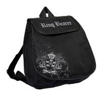 Ring Bearer Backpack Black