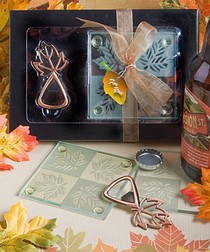 Leaf Design Bar Sets