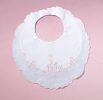 Baby Bib Pink
