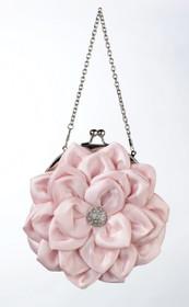 Flower Purse Pink