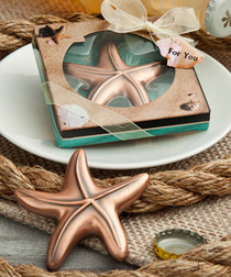 Vintage Sea Star Design Bottle Opener