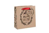 Merry Christmas' Small Gift Bag