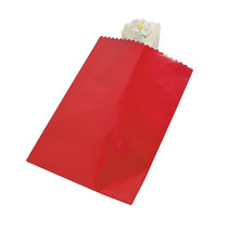 50 x Red Cake Bags