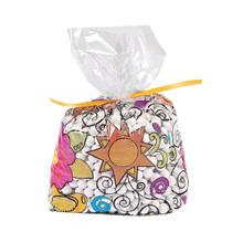 12 x Glitzy Chick Cellophane Bags