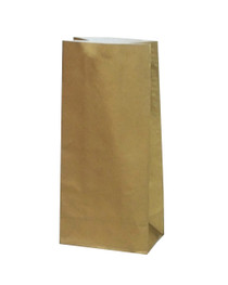 10 x Gold Party Bags