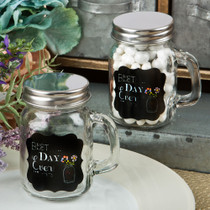 Sayings Collection 'Best Day Ever' Glass Mason Jar