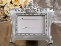 Queen For A Day Sparkling Tiara Photo Frame Favours.