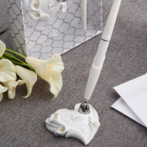 Calla Lily Design Pen Set