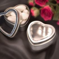 Heart Shaped Boxes Mint Tins