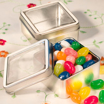 Clear Top Mint Tin Favours