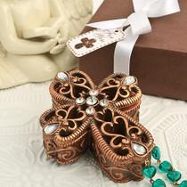 Vintage Jewellery Curio Boxes