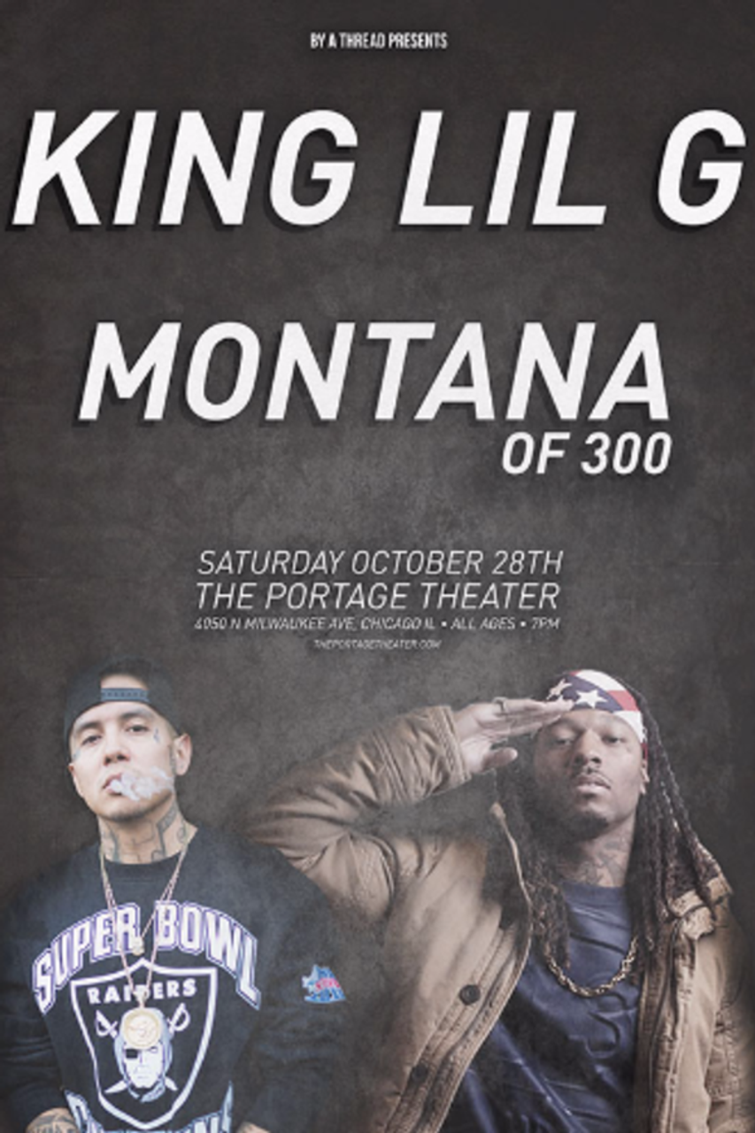 Montana meet greet ticket king lil g the portage theater montana meet greet ticket king lil g the portage theater 2017 m4hsunfo