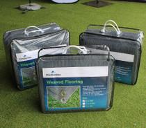 Weavetex breathable flooring