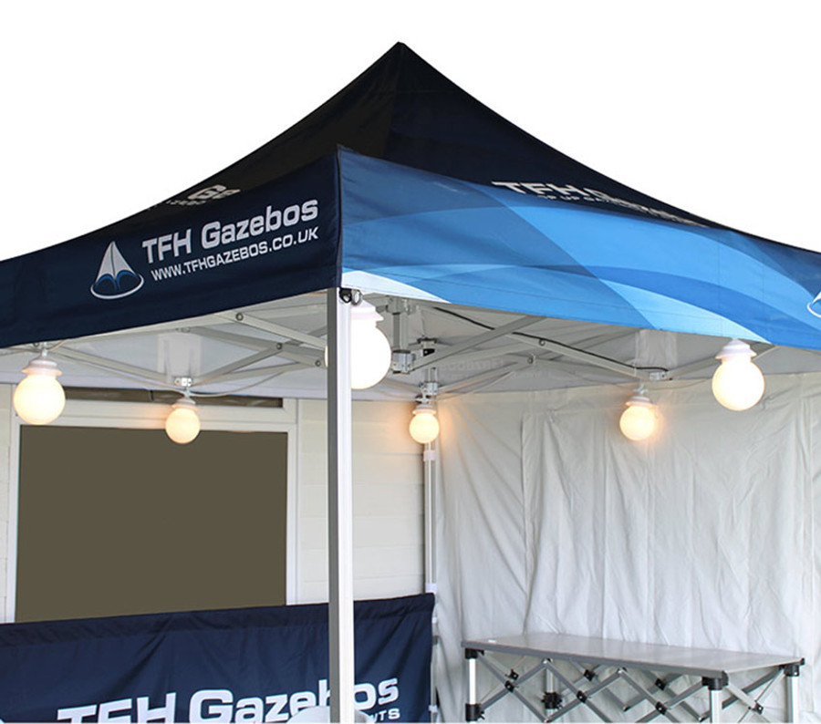 Gazebo and marquee Globe Lights