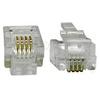 Cat3 RJ11 Modular Plug 10 Pack