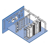 Runway Ladder to Rack Kit 60in by DAMAC