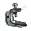Beam Clamp with 1/4IN Thread (Pressed Beam Clamp) Thick Flanges for cable support