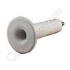 White Plastic Wire Distribution Spool (White Mushroom with Screw)
