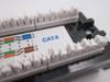 Cat6 Computer Patch Panel 24 Port 1U