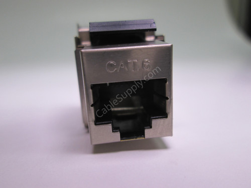 Cat6 Shielded Keystone Computer Jack