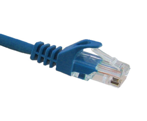 Cat6 Flex Booted Patch Cords