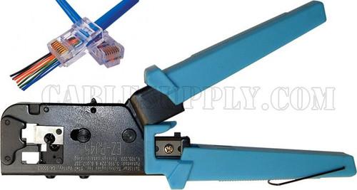 Platinum Tools EZ-RJ45 Crimp Tool Combo Pack