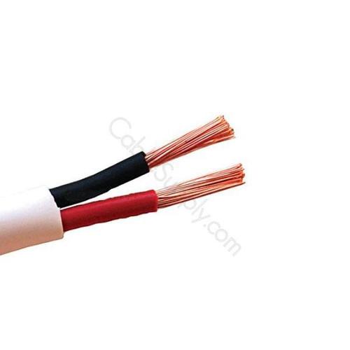 14 Gauge Speaker Cable White 500 ft
