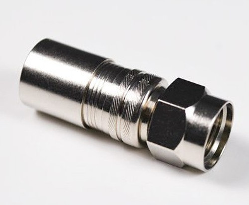 F Type Coaxial Compression Connector 10 pack