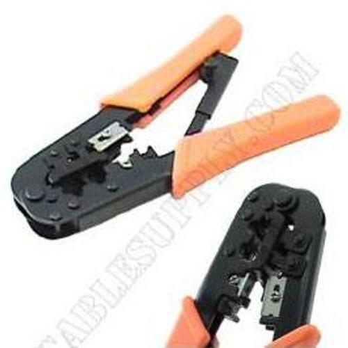 Dual Modual Crimping Tool for RJ45 and RJ11