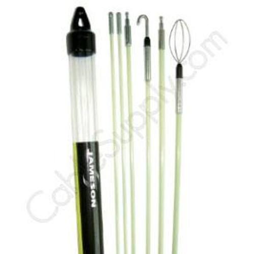 Glow Fish Rods, 34' Versa Kit with Accessories Jameson