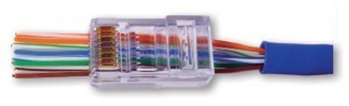 Cat5e EZ RJ45 Modular Plug by Platinum Tools